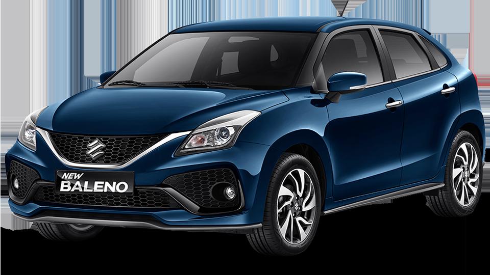 Suzuki New Baleno cash & credit
