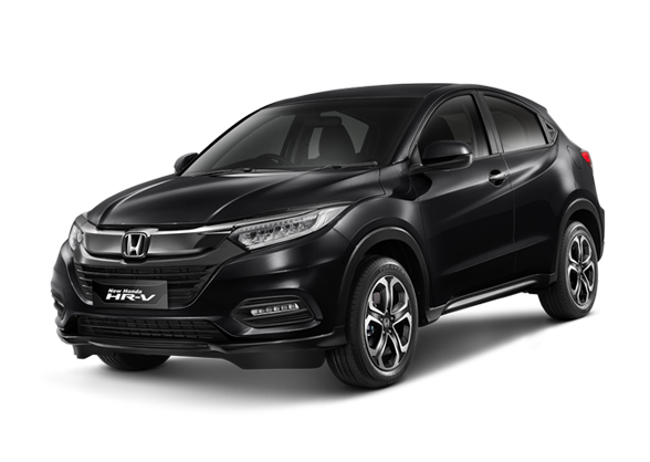 Honda All New HR-V cash & credit
