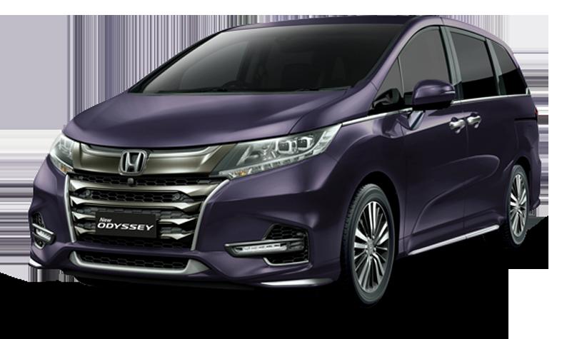 Honda All New Odyssey cash & credit