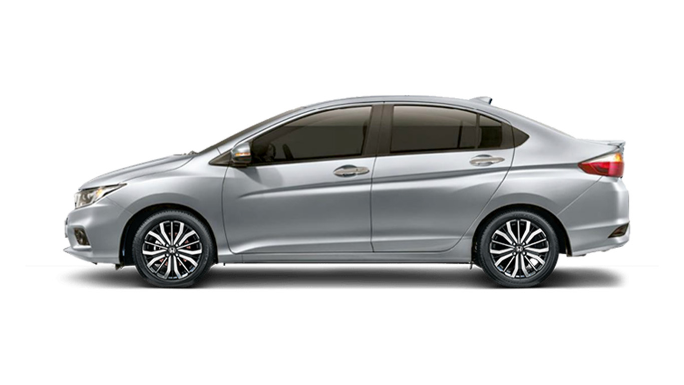 Honda All New City cash & credit