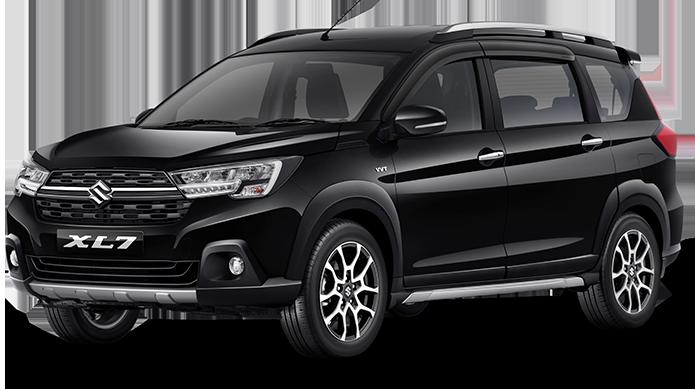 Suzuki XL7 cash & credit