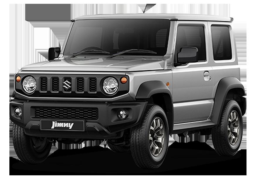 Suzuki Jimny cash & credit