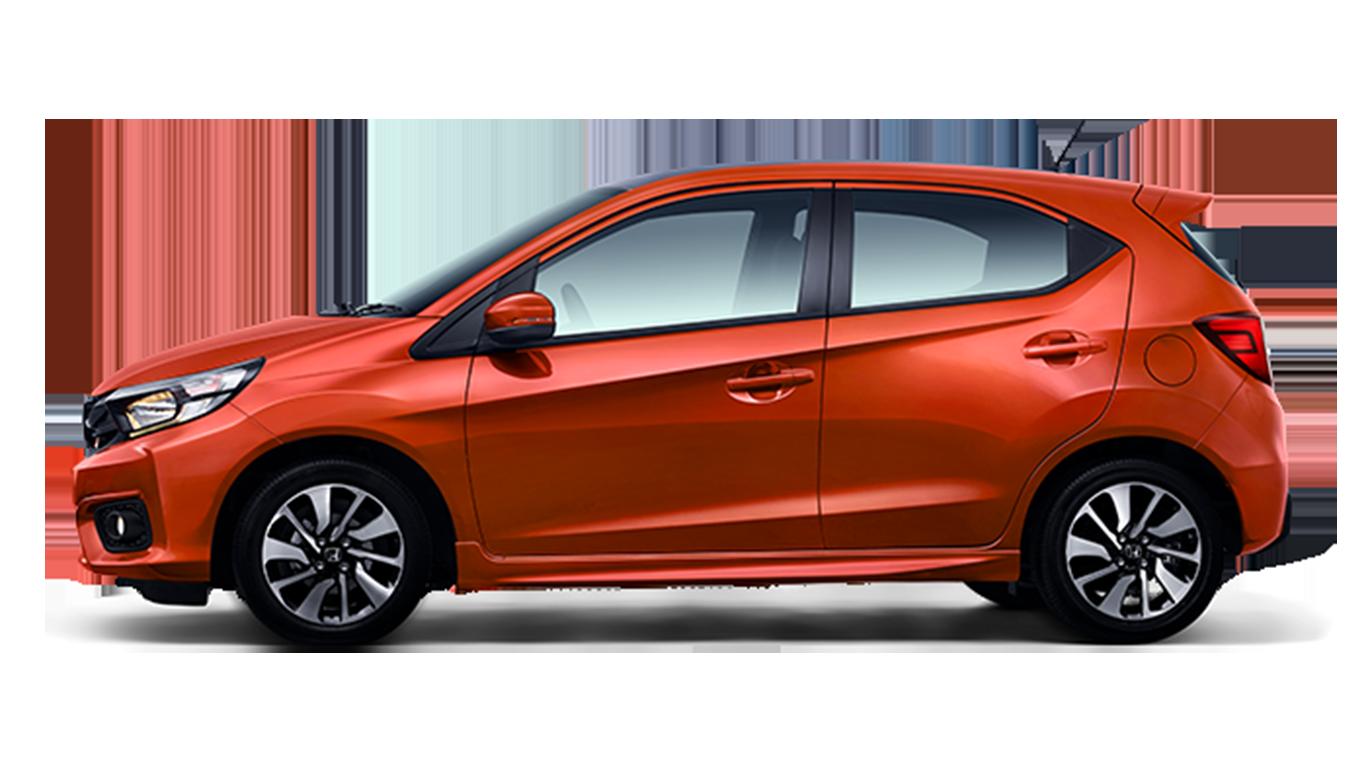 Honda All New  Brio cash & credit