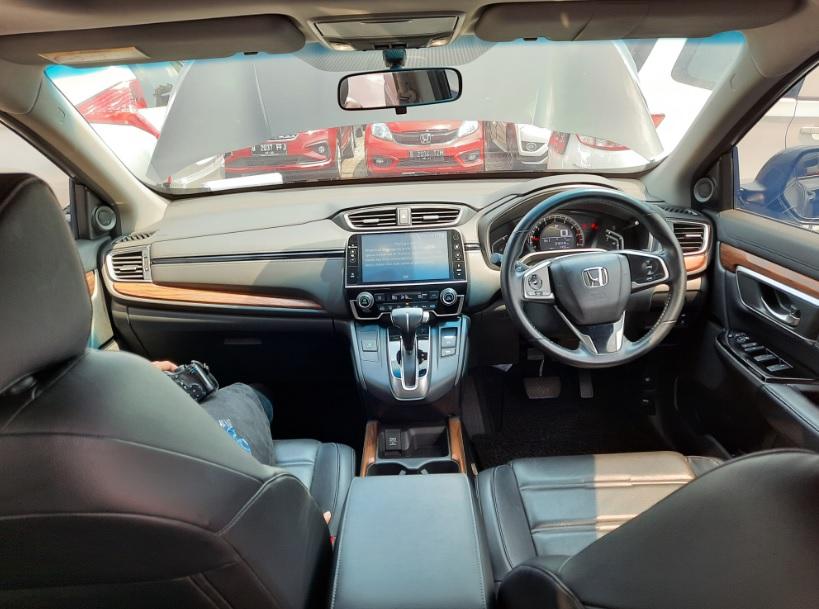 Honda CR-V cash & credit