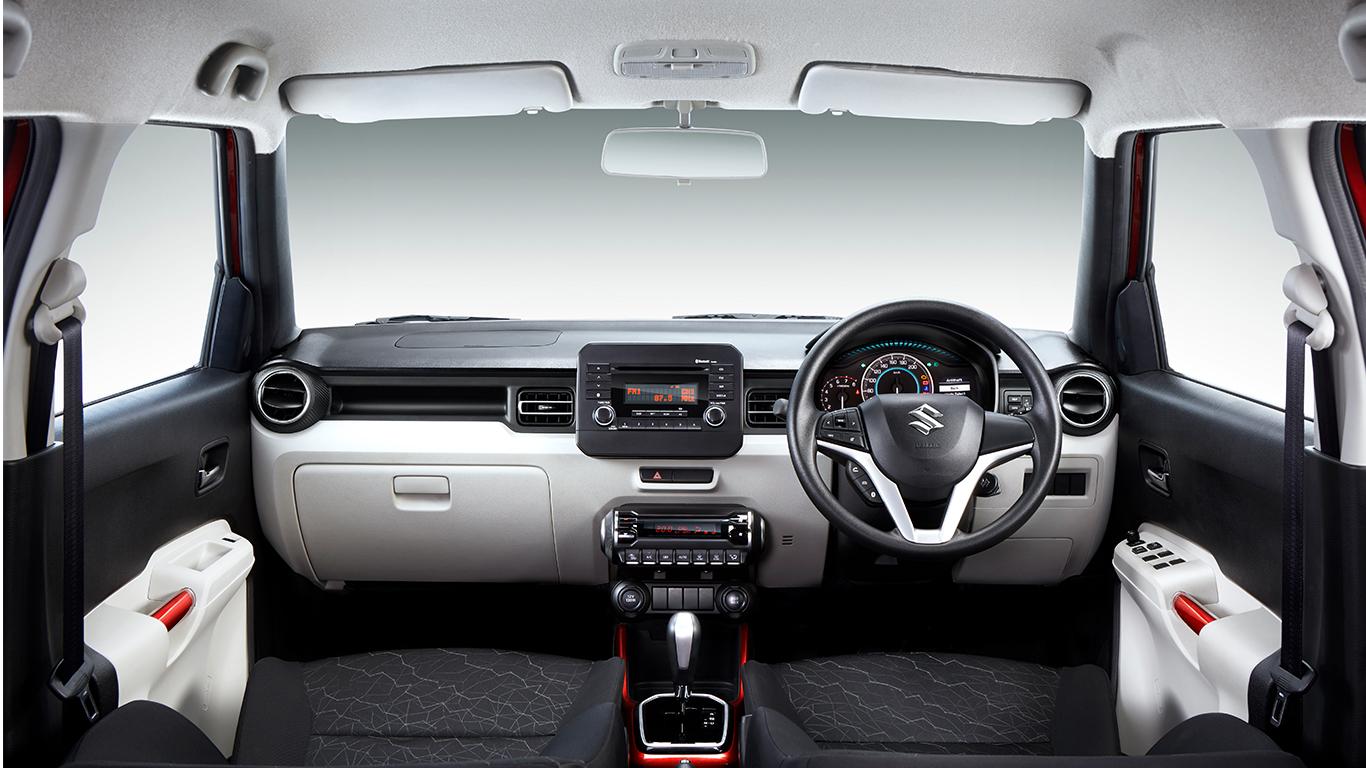 Suzuki Ignis cash & credit